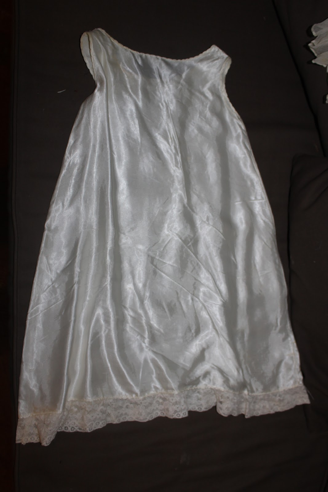 All This And Heaven: Heirloom Baptismal Gown - HELP