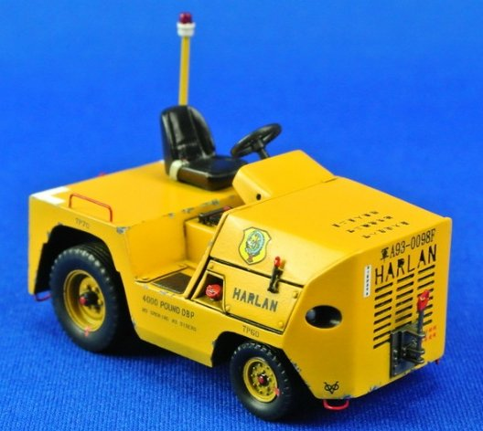 Harlan Tractor Parts : The modelling news who doesn t like a quick little tug