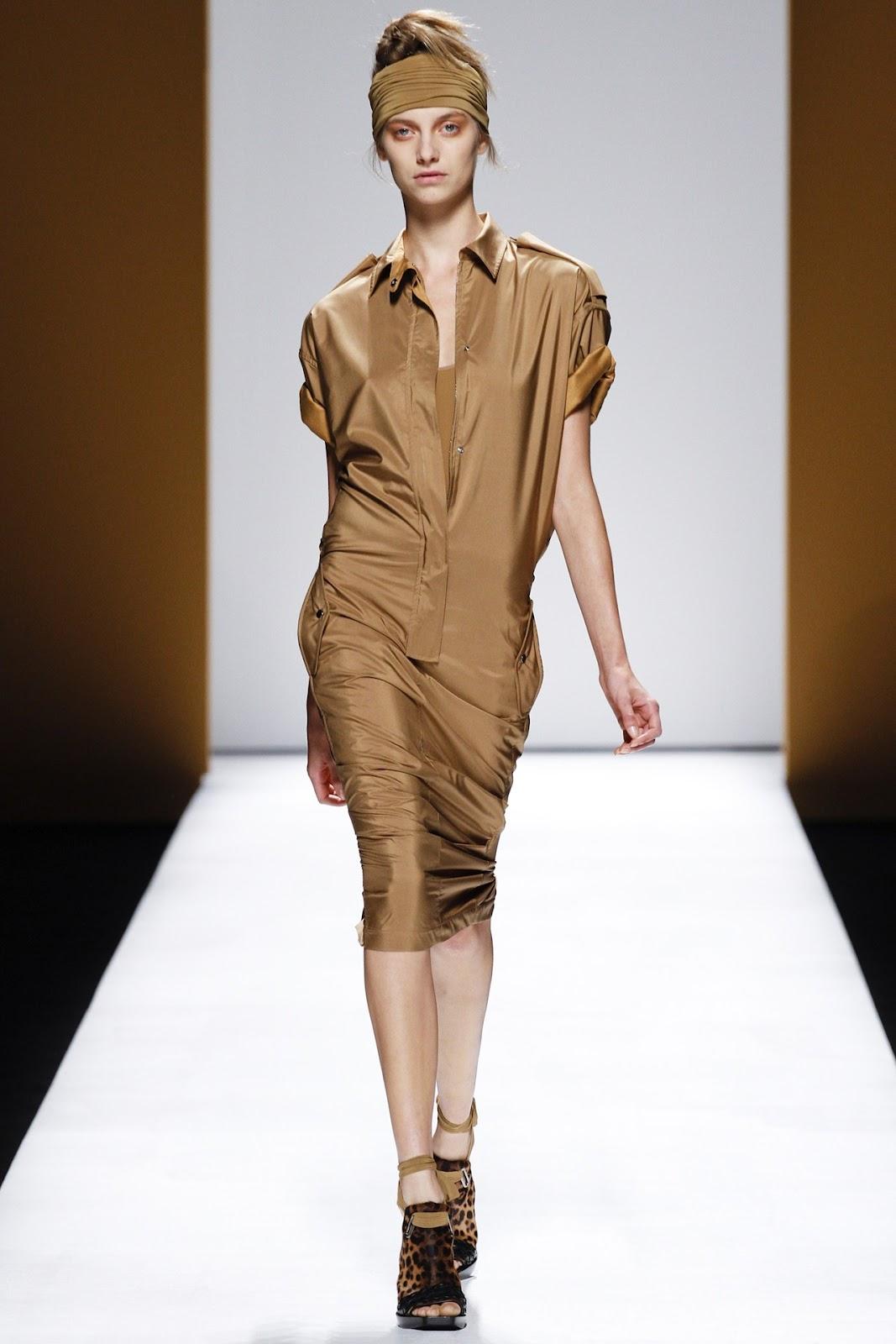 Milan Fashion Week  Max Mara Spring/Summer 2013!