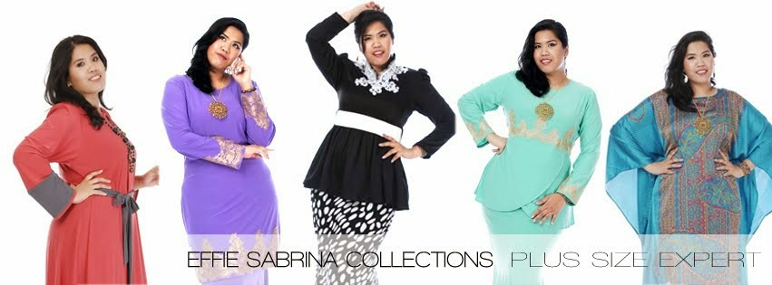 effiesabrina collections -PETITE TO PLUS SIZE exclusive clothes n hijab