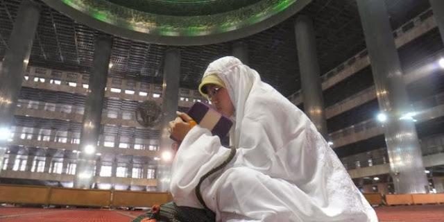 Kiblat masjid di Banten menghadap Somalia bukan ke Mekkah