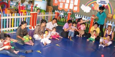 Pacu Kecerdasan Anak dengan Bermain