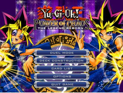 List lengkap game PC YuGiOh! Ofline - ErwinHauw