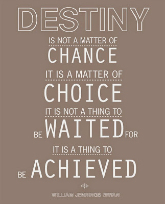 Motivational quotes about destiny