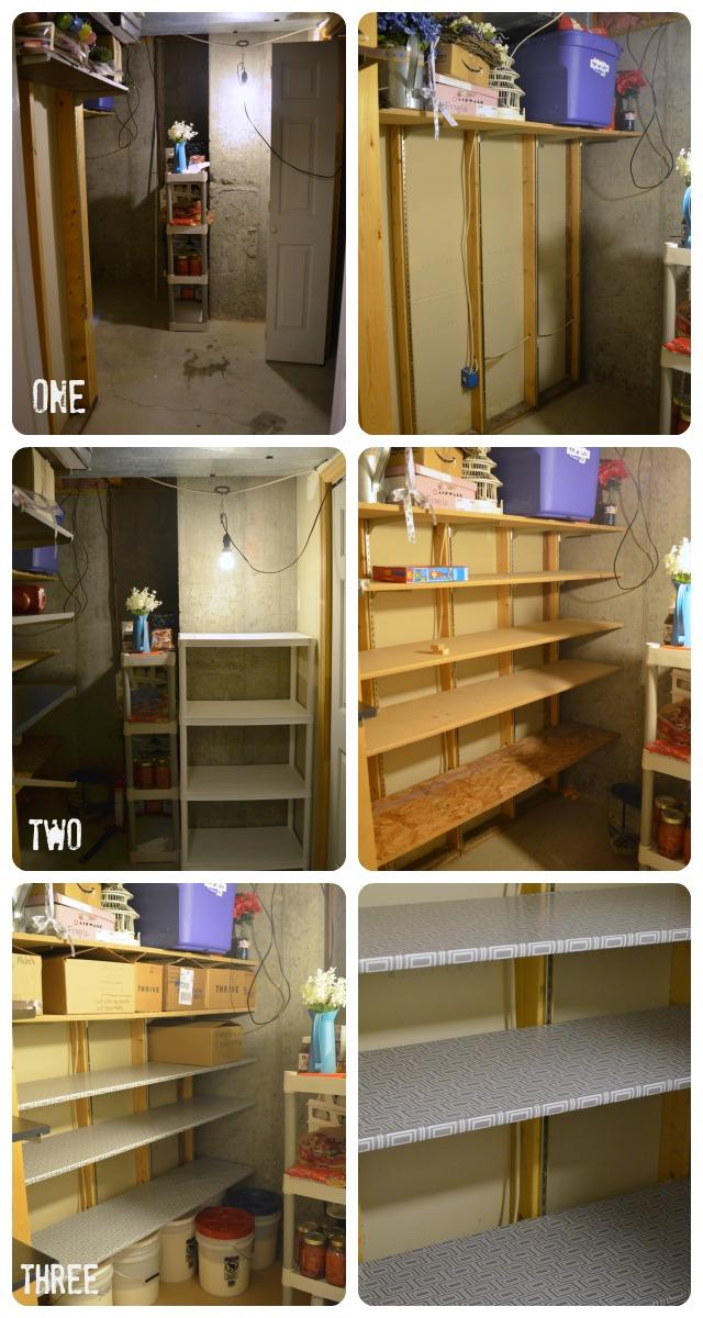Storage Room Organization In One Day