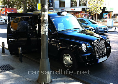 Cars of the Day #28 Black Cab
