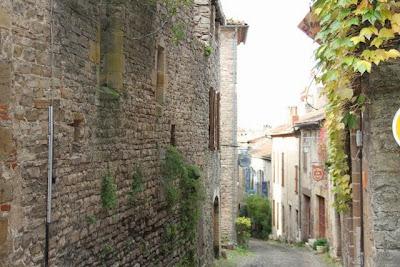 calles de Cordel sur ciel en Francia. Blog Esteban Capdevila