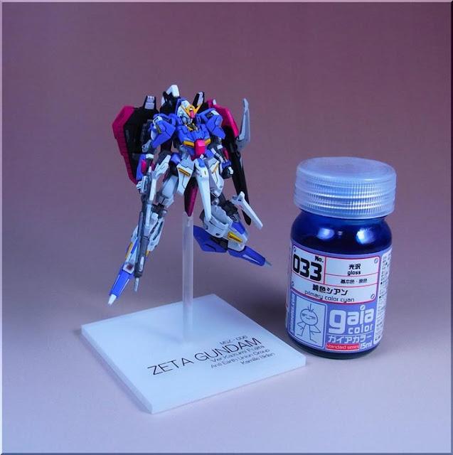 Zeta Gundam Ver Kazumi Fujita