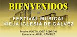 Festival Vieja Iglesia Gálvez