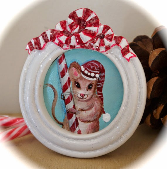 New holiday items on Etsy