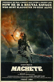 Machete 2010 Bluray