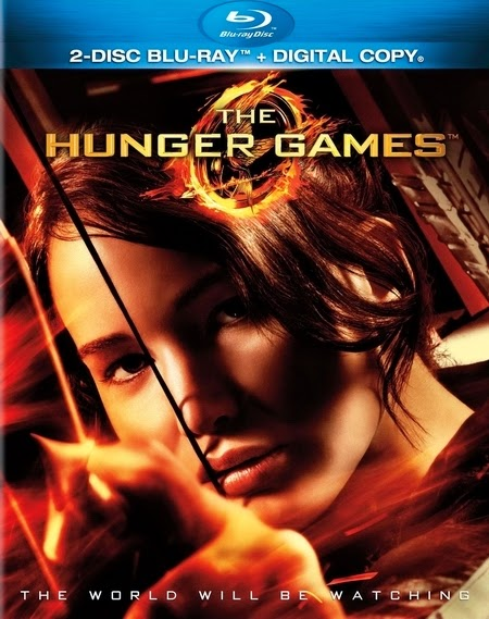 The Hunger Games 2012 Hindi Dubbed Dual Audio BRRip 350MB