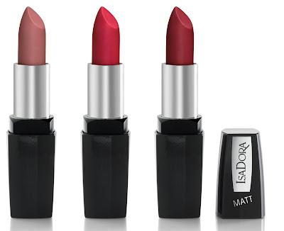 Isadora barras de labios