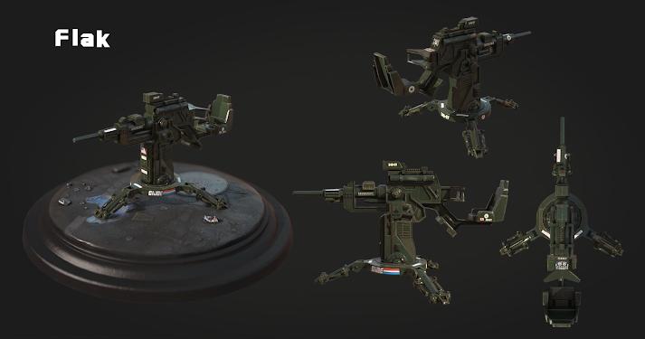 Flak Model
