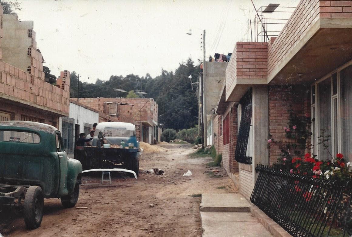 Historia del barrio ciudad jardin del norte de bogota for Barrio el jardin cali colombia