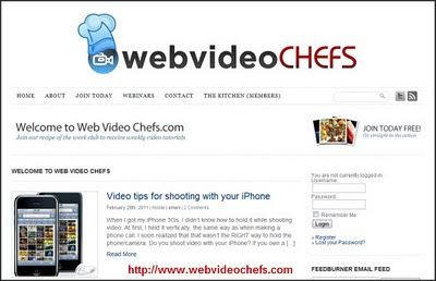 Web Video Chefs