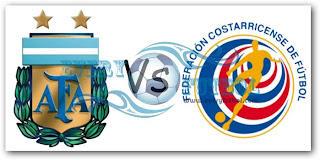 Ver Argentina Vs Costa Rica Online En Vivo