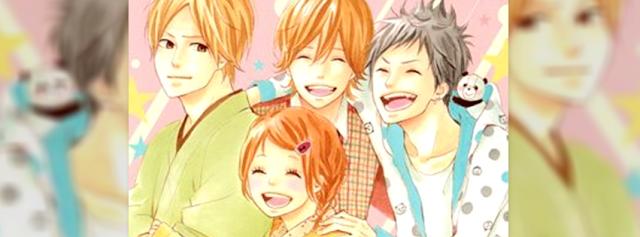 O mangá shoujo Yumemiro Taiyou vai ser relançado