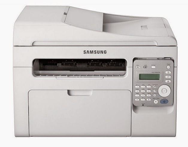 Samsung SCX-3405FW Driver Free Download