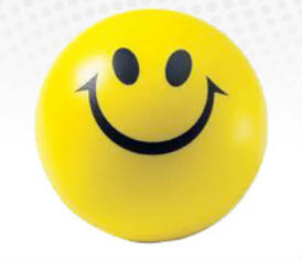Dealsandyou Smiley Balls