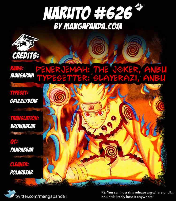 Naruto - Chapter:626 - Page:01