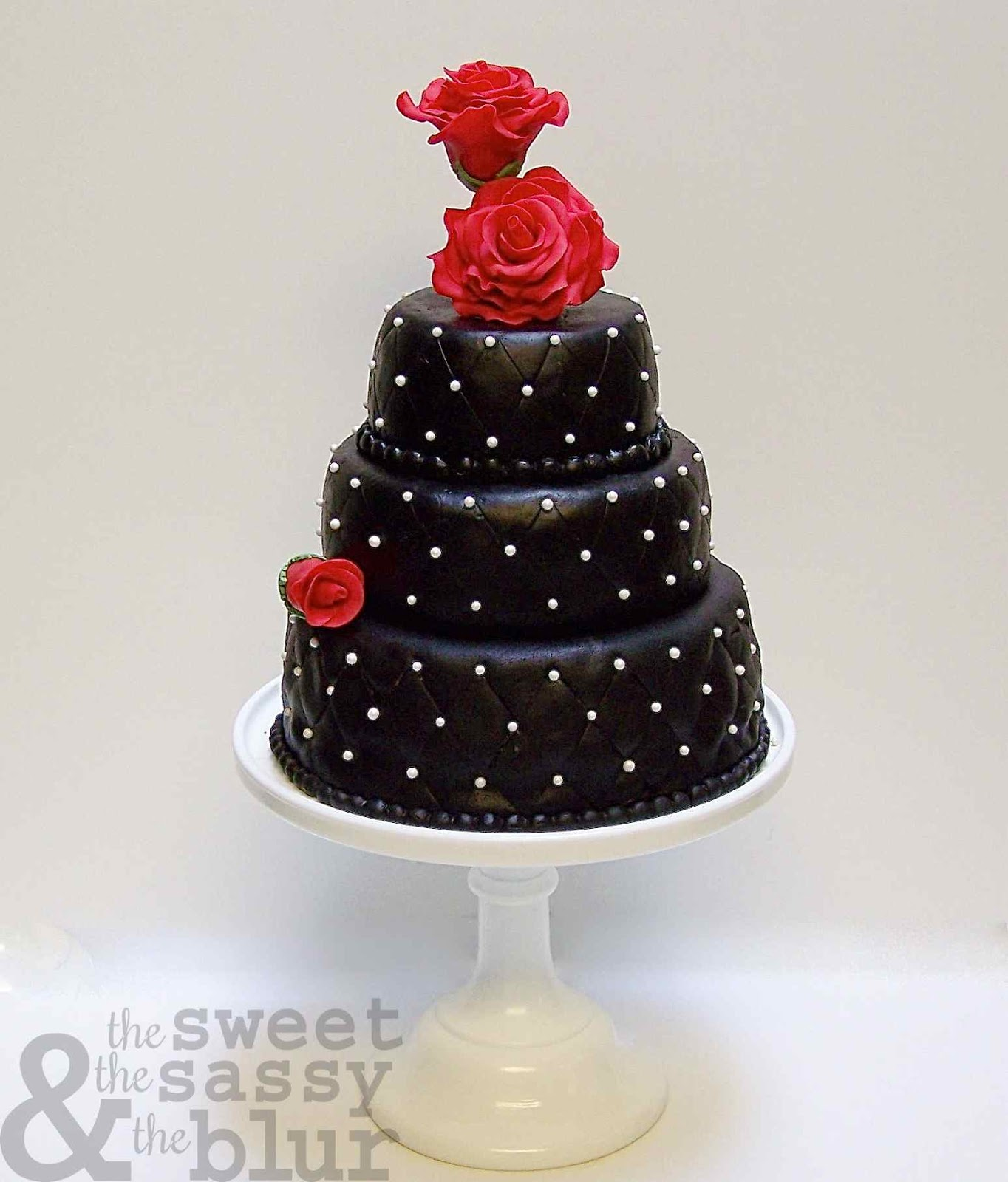 The Sweet The Sassy and The Blur Cake Tales and Mini Tiers