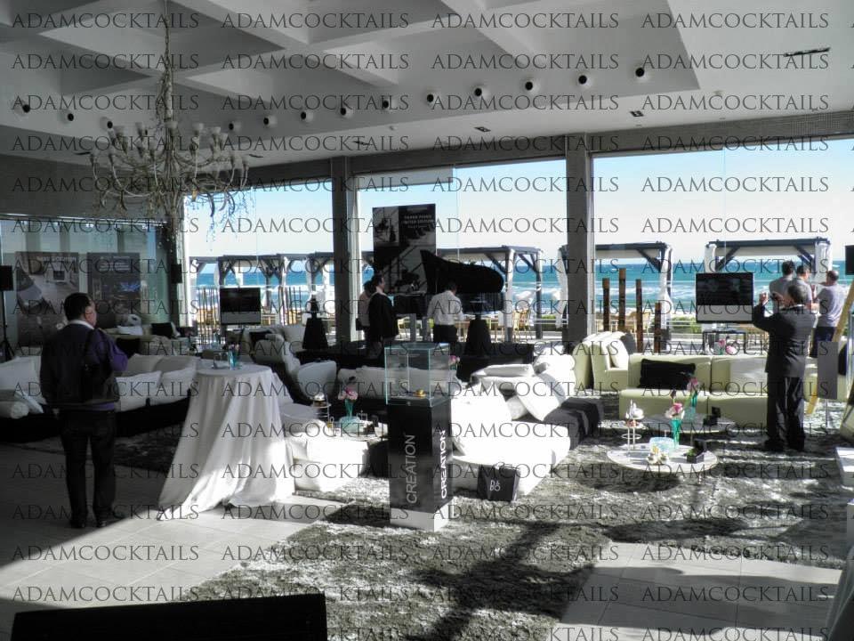 Coctelería para bodas en Sevilla