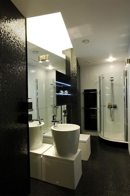Ванная комната в ЖК Остров Фантазий