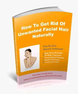 Get Rid Unwanted Facial Hair Permanently - Homemade Natural Removal Treatment