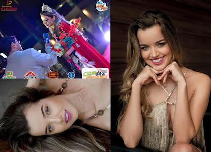Desde que foi coroada MMRO 2016, Karliany Barbosa não esconde seu sorriso tamanha sua felicidade em