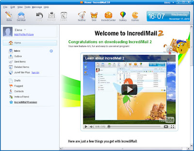 IncrediMail 2 Build 5245