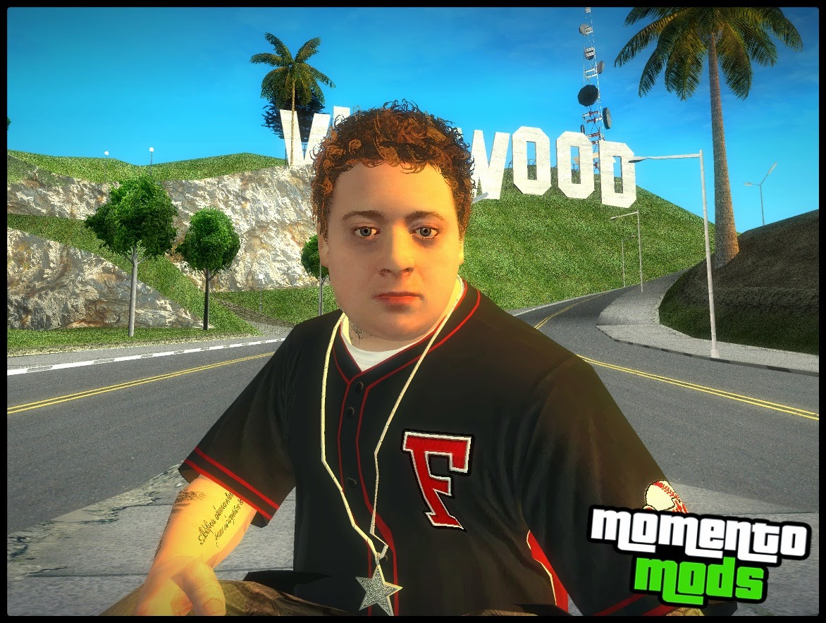 GTA SA - Jimmy De Santa Do GTA V