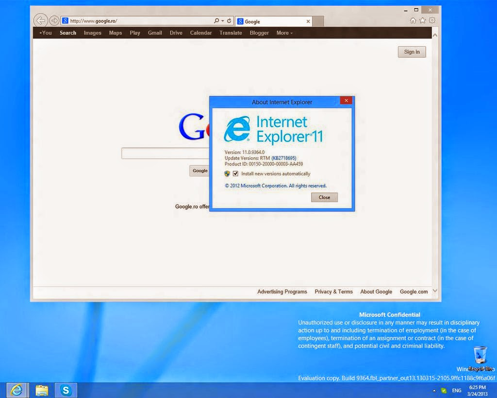 how to downgrade ie11 to ie 10 win 8