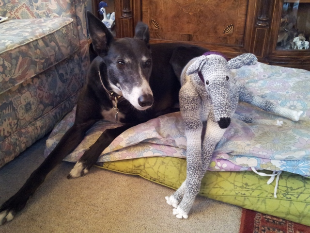 Crafting4greyhounds Large Crocheted Greyhounds For Sale