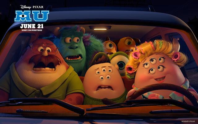 Monsters University 2013 Movie