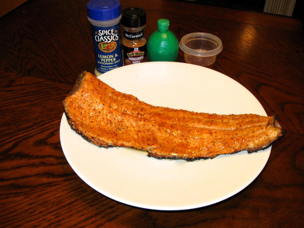 Grilled Steelhead Trout Recipes