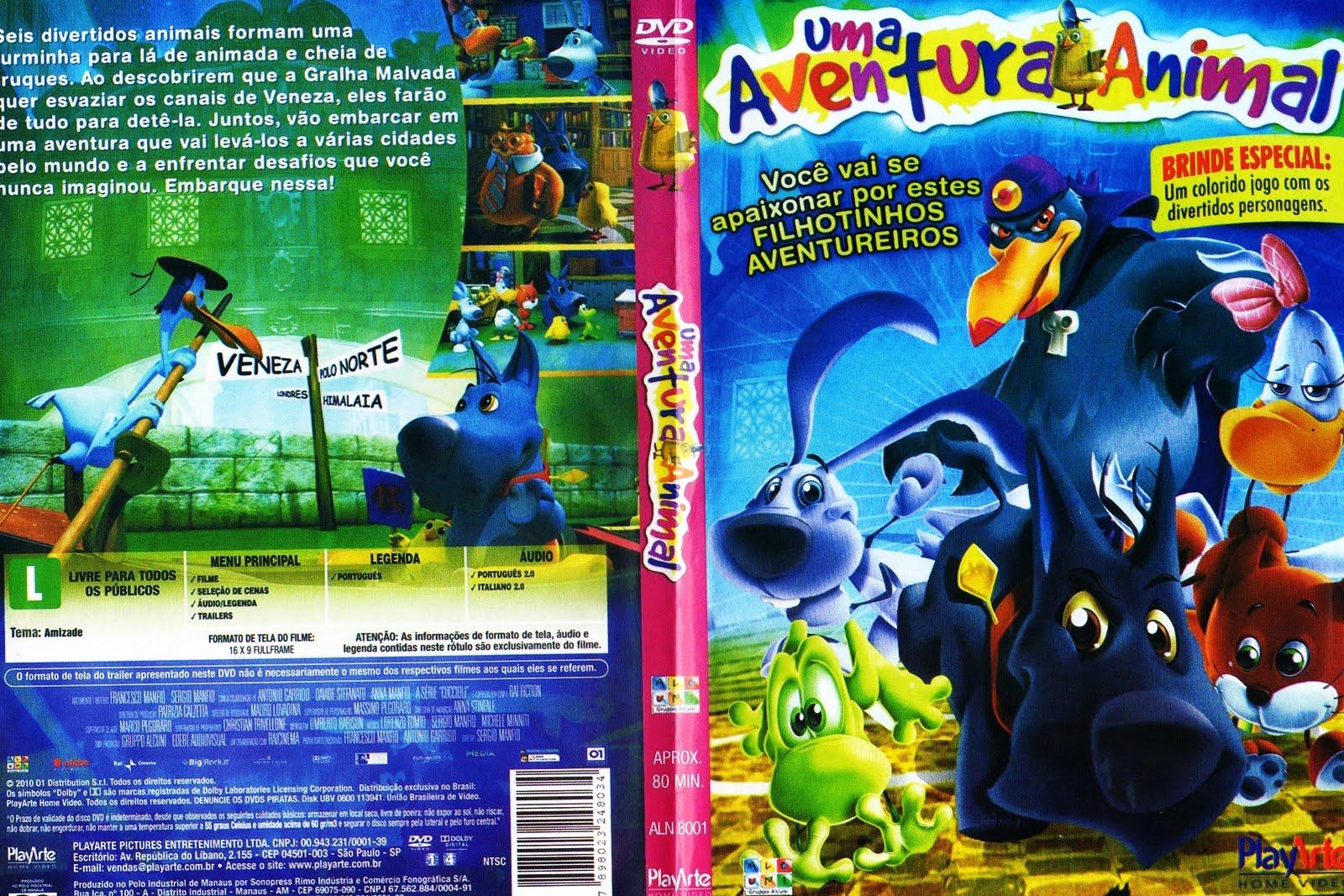 Uma aventura animaL Img014