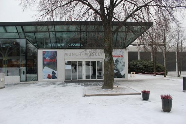 Oslo Muzeum Muncha