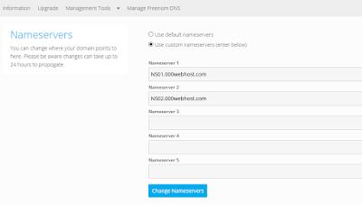 Cara Membuat Domain Gratisan Dot Tk 10