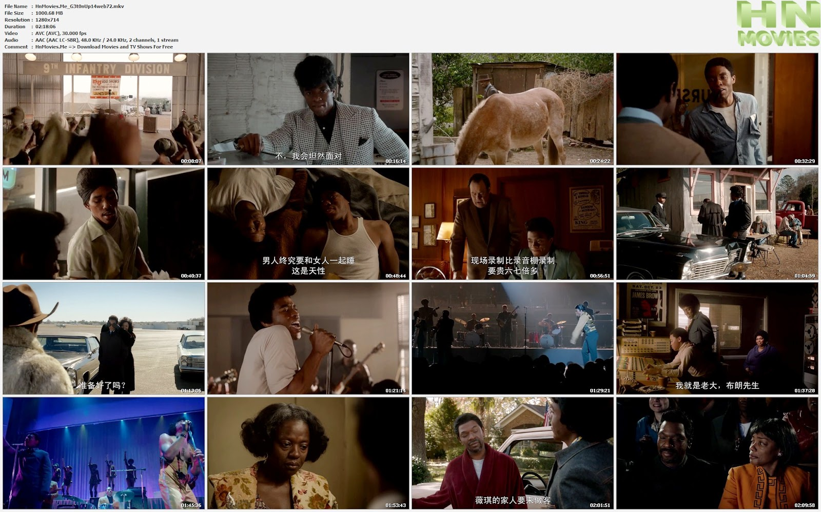 movie screenshot of Get on Up fdmovie.com