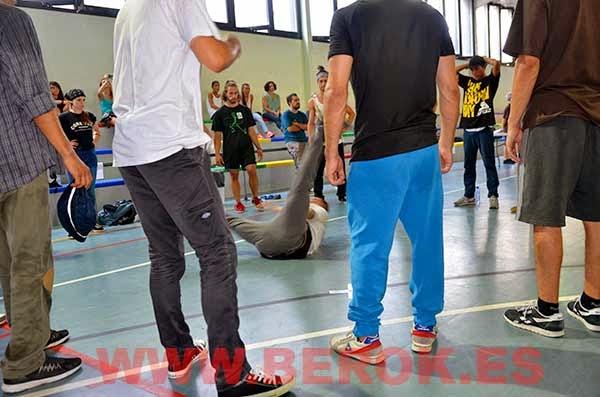Break Dance Hop festival Sant Adrià del Besòs