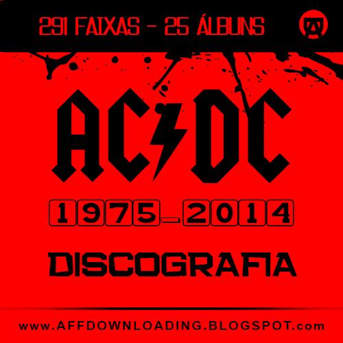 AC/DC – Discografia [1974-2010] – 2016