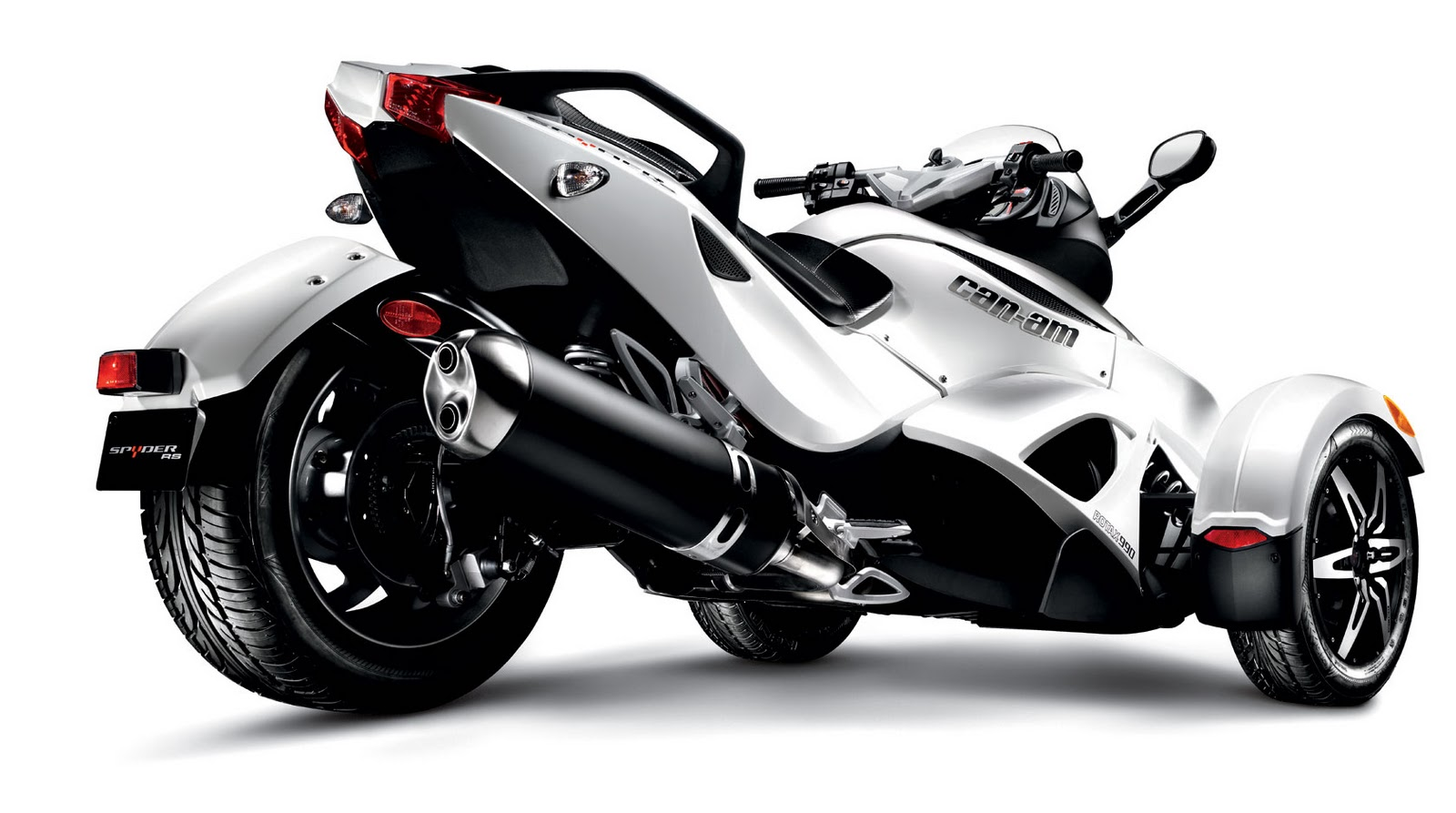 sports bike blog latest bikes bikes in 2012 2011 can am spyder rs images. Black Bedroom Furniture Sets. Home Design Ideas