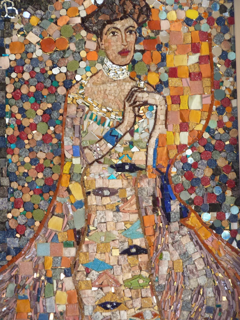 La mosa que ternelle de larissa l 39 atelier de larissa for Peinture mosaique