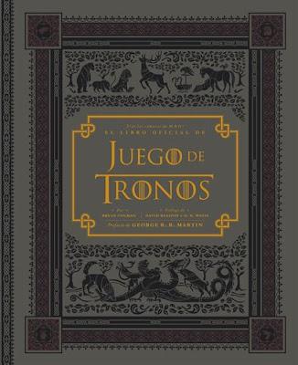 Libro oficial sobre Juego de Tronos - Juego de Tronos en los siete reinos