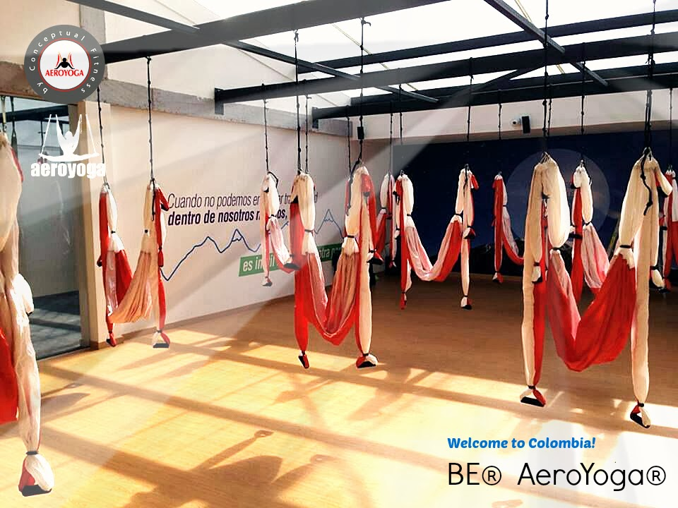 "aerial yoga,   Aerial Yoga, Welcome to Colombia: Be AeroYoga® with Rafael Martínez and his team. NEW DEGREE AEROYOGA ® INTERNATIONAL ALSO IN COLOMBIA! Become an Aerial Yoga Teacher by AeroYoga® International with ""the first Aerial Yoga teacher training school in Europe."" AeroYoga ®, the international artistic method of yoga in the air, returned to Colombia in 2014!: Traineeship AeroYoga® International with Rafael Martinez and his team, a course for teachers of yoga, pilates, fitness, dancers and entrepreneurs who want to develop their professional horizon. This course runs from March 23 to 30, 2014 in BOGOTA.    Welcome to Colombia: Be AeroYoga®  with Rafael Martínez and his team. NEW DEGREE AEROYOGA ® INTERNATIONAL ALSO IN COLOMBIA! Become an Aerial Yoga Teacher by AeroYoga® International with ""the first Aerial Yoga  teacher training school in Europe."" Ver el perfil de Conceptual Fitness© en LinkedInInstagram  Emocionados de REGRESAR A BOGOTA 23-30 MARZO 2014 con la segunda promoción de profesores de Yoga Aéreo© colombiana by AeroYoga®. PLAZAS LIMITADAS RESERVA HOY. INFORMES EN aeroyoga@aeroyoga.info LEE EL EVENTO COMPLETO EN FACEBOOK AQUI!:  https://www.facebook.com/events/274908285995762/  Album: Fotos y vídeos Realizados durante la formación profesional del AeroYoga® Institute en Colombia. Gracias a todos los participantes por sus fuerza, talento y generosidad. Mas info en www.aeroyoga.es Puedes contactarnos en el mail: aeroyoga@aeroyoga.info y tel: 00 +34 91 457 2215 00 + 34 658644769"