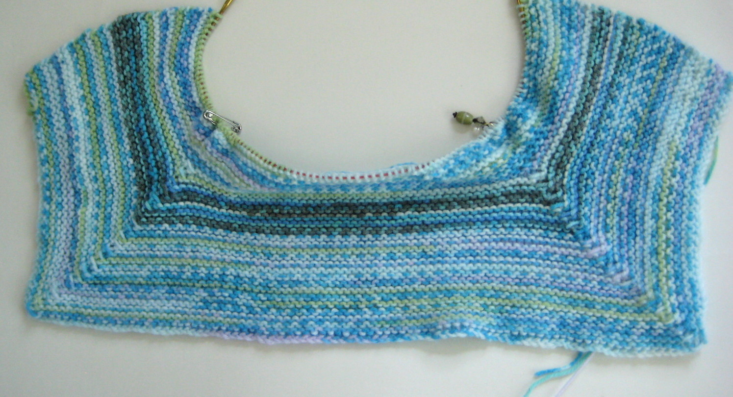 Free Knitting Patterns For Neck Warmers : The Yarnarian: Baby Surprise Jacket