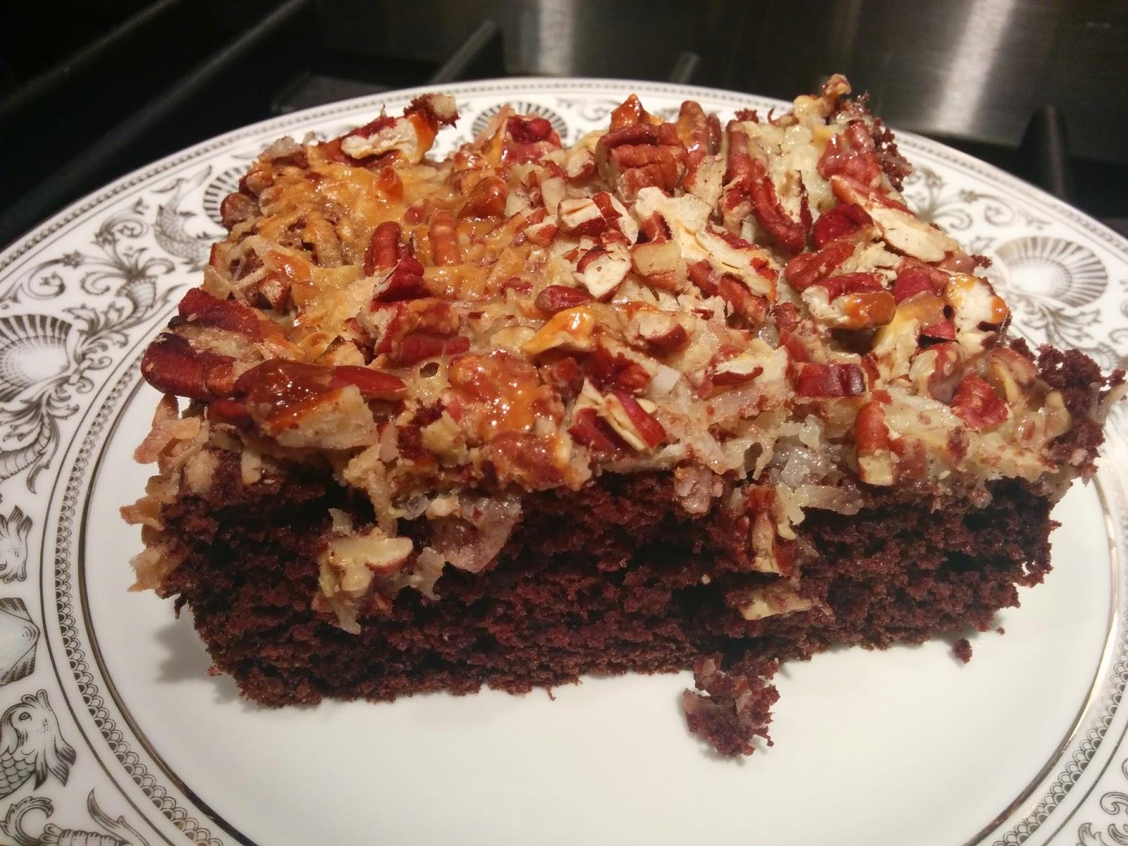Got it, Cook it: German Chocolate Dump Cake