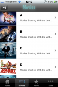 Download Movies iPhone
