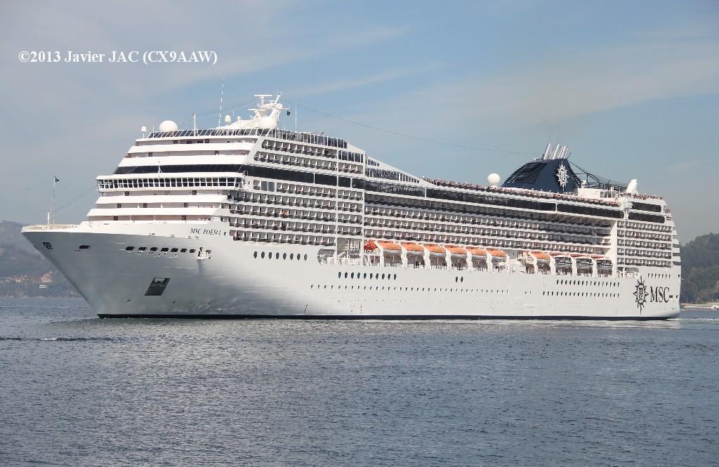 Observador de buques shipspotter en vigo vigo su - Puerto de vigo cruceros ...